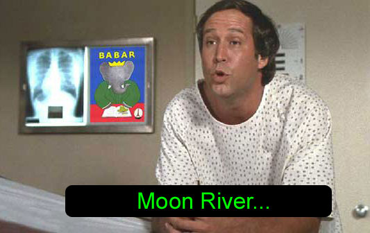 Moon River... #fletch