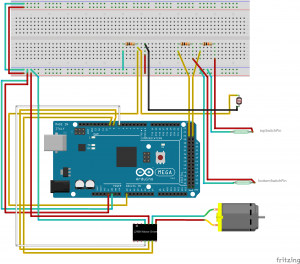 Arduino Automatic Chicken Coop Door Fritzing Wiring Diagram