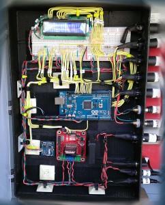 Arduino Chicken Coop Controller