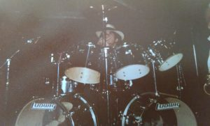 Dave Naves - Drummer - Grease at Sierra College - Circa 1986