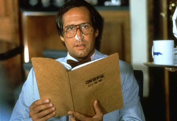 Fletch - God I Admire You - Chevy Chase